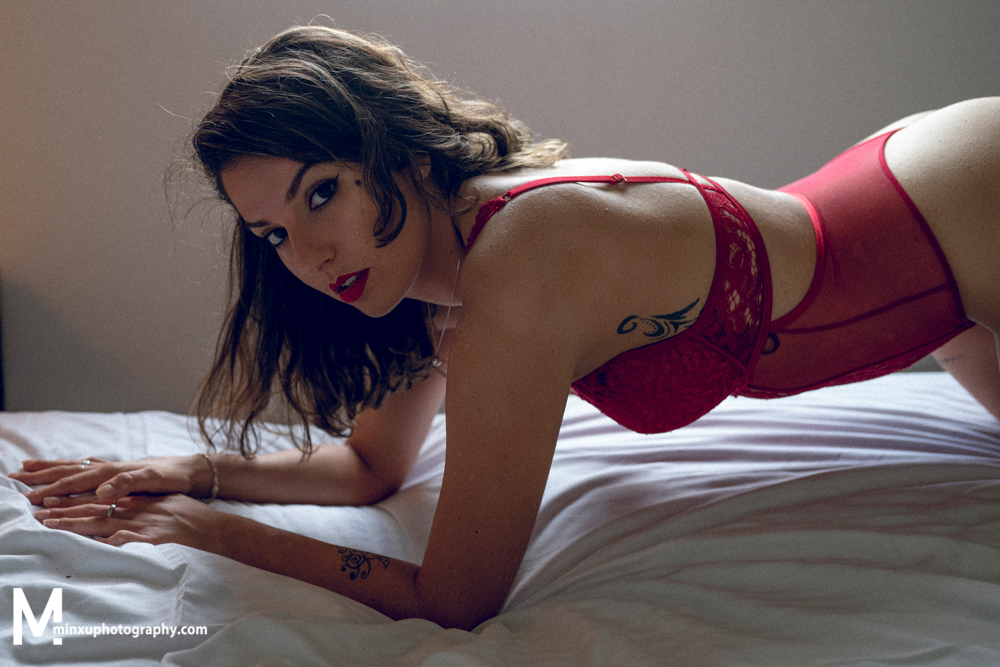 Boudoir Shoot Is A Huge Self-confidence Boost